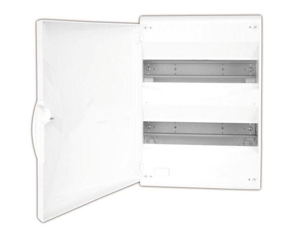 Aufputz-Kleinverteiler EATON BC-A-2/26-TW-G, weiß - Produktbild 3