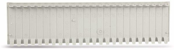 Abdeckstreifen, 12 Einheiten, lichtgrau - Produktbild 1