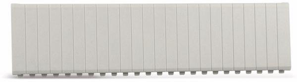Abdeckstreifen, 12 Einheiten, lichtgrau - Produktbild 2