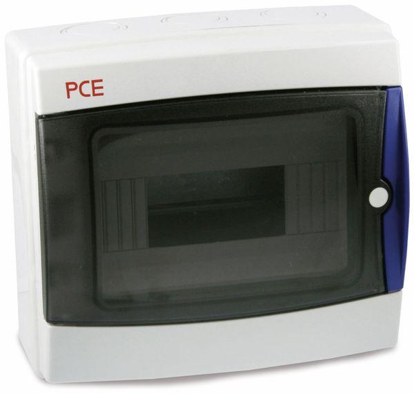 Feuchtraum-Kleinverteiler PCE T-Box 8