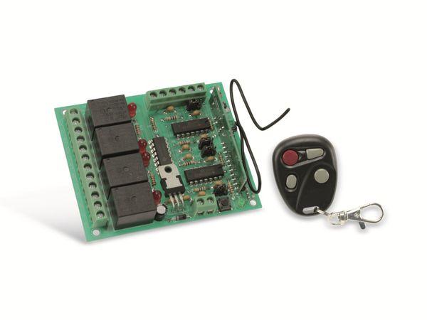 Funk-Fernschalter-Set HD4RX