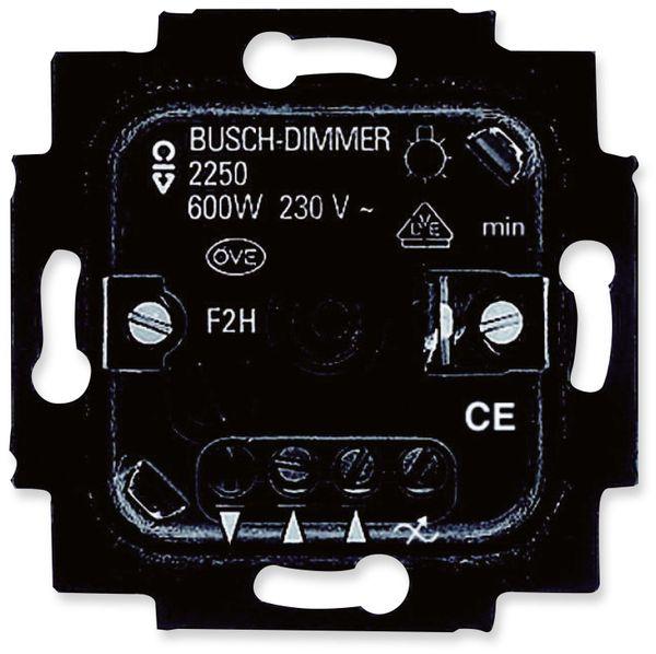 BUSCH-JAEGER UP-Einsatz Drehdimmer 2250 U