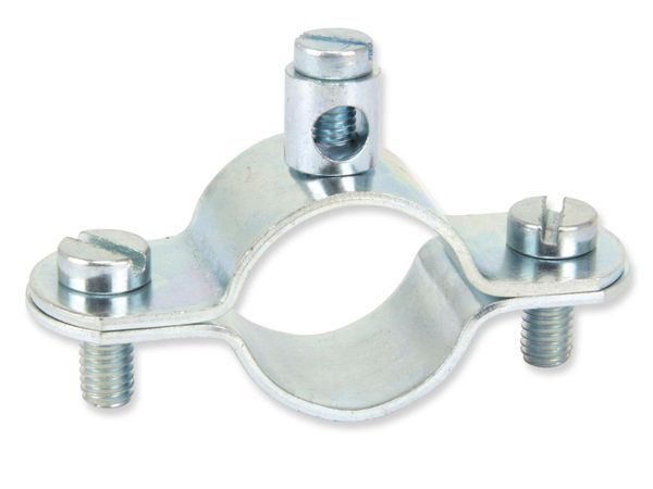 """Erdungs-Rohrschelle, 3/4"""" (19 mm)"""