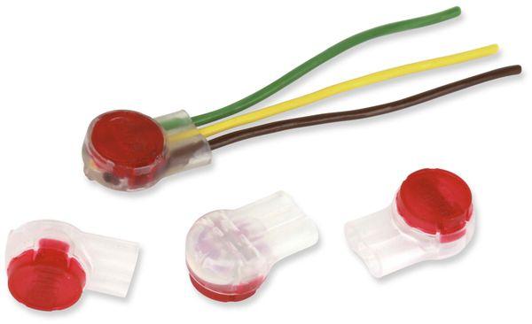 Einzeladerverbinder 3M, 3-polig, 100 Stück - Produktbild 1