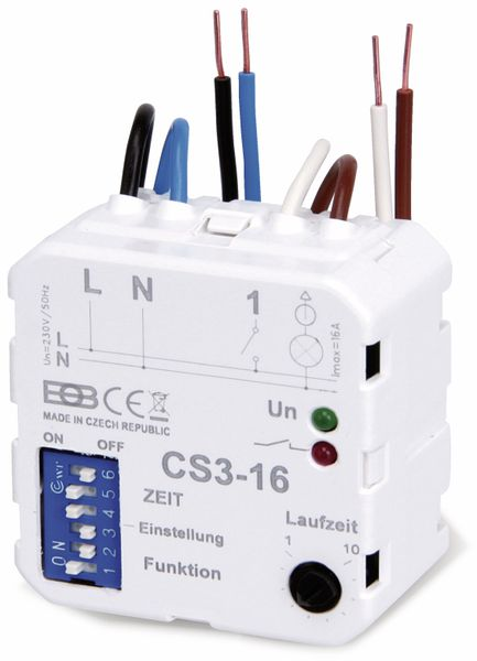 Multifunktions-Zeitschalter CS3-16 - Produktbild 1