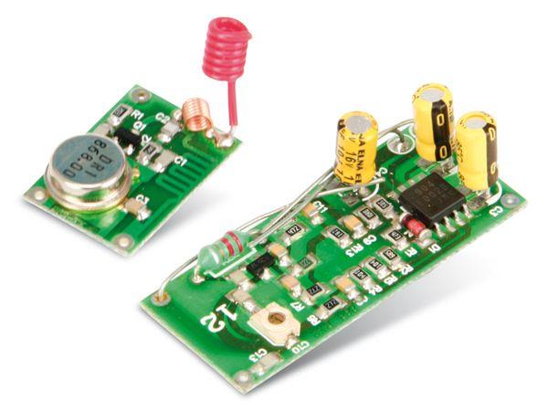 Funk-Sender/Empfänger-Set 868 MHz