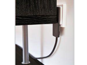Schutzkontakt-Stecker EVOline Plug, extraflach - Produktbild 3