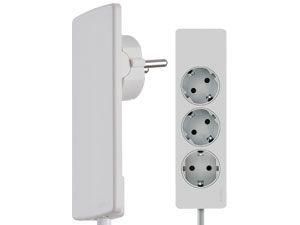 EVOline Plug mit 3-fach Steckdosenleiste - Produktbild 2