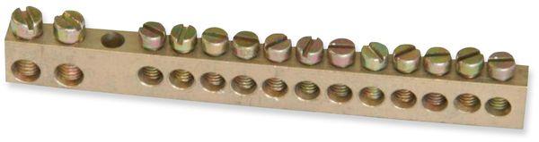 Klemmleiste für Kleinverteiler PCE T-BOX