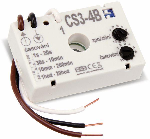 Nachlaufrelais für Ventilatoren CS3-4B