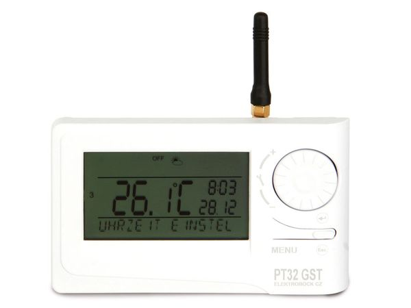 Raumthermostat mit GSM-Modul PT32GST - Produktbild 3