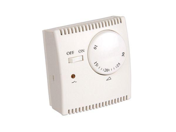 Mechanischer Raumtemperaturregler TEM73C