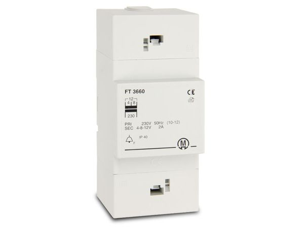 Klingeltransformator FT3660 - Produktbild 1