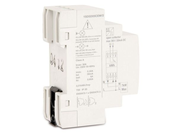 Wechselstromzähler PERRY 1SDSD05CEM/2 - Produktbild 3
