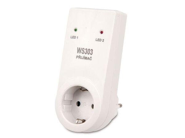 Funksteckdose WS303, für Funkschaltersystem WS3xx