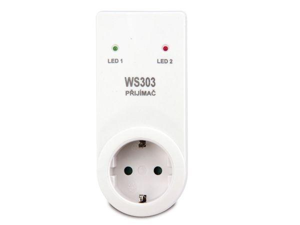 Funksteckdose WS303, für Funkschaltersystem WS3xx - Produktbild 2