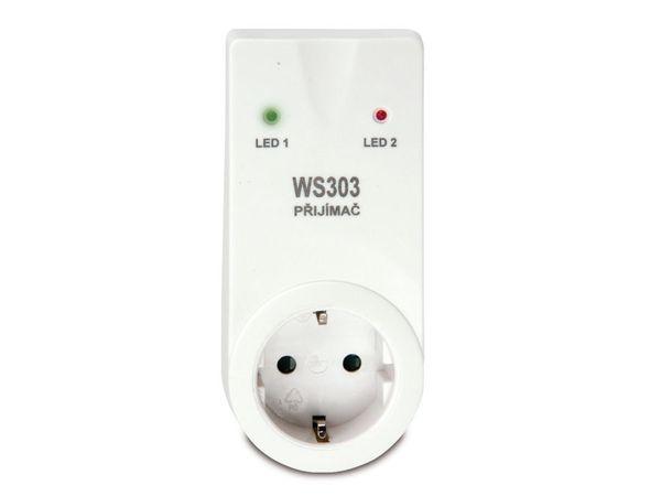Funksteckdose WS303, für Funkschaltersystem WS3xx - Produktbild 3