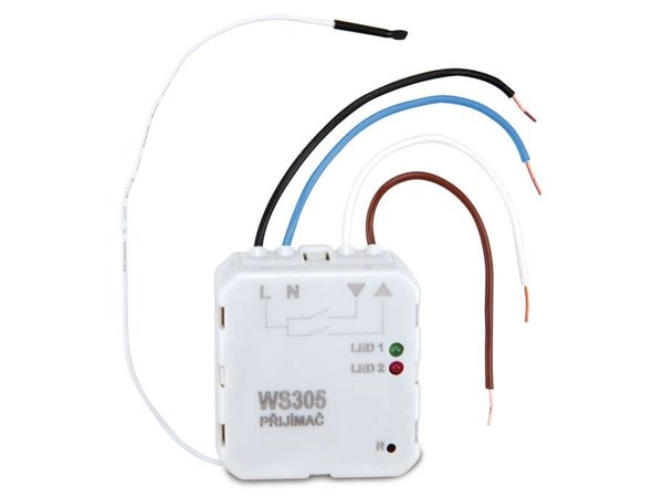Funkempfänger WS305, für Funkschalter-System WS3xx