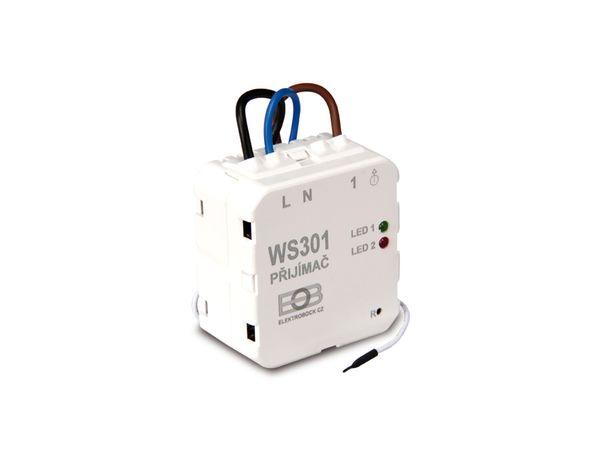 Funkempfänger WS301, für Funkschalter-System WS3xx