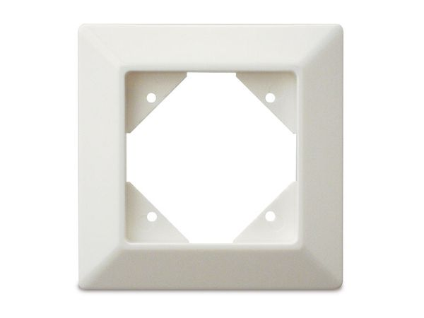 REV StandardQuadro, Rahmen 1-fach, weiß
