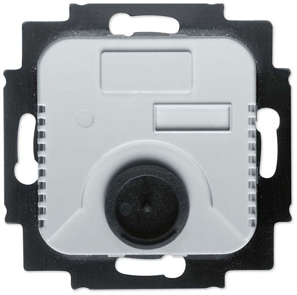BUSCH-JAEGER Elektronischer Raumtemperaturregler-Einsatz 1095 U - Produktbild 1