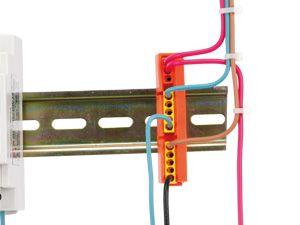 Steckklemmenhalter WAGO 2273-500, 10 Stück - Produktbild 2