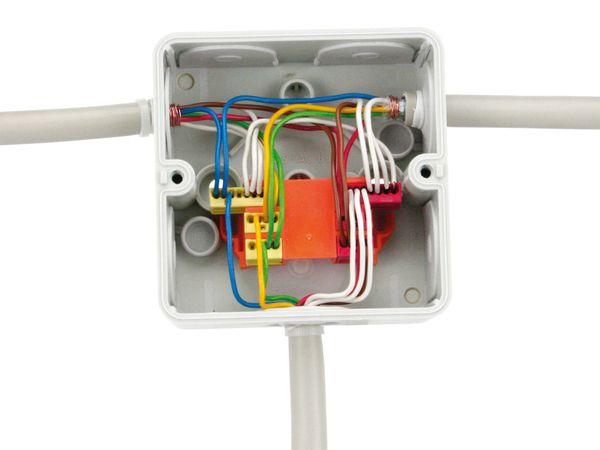 Steckklemmenhalter WAGO 243-112, 4-fach, 10 Stück - Produktbild 3