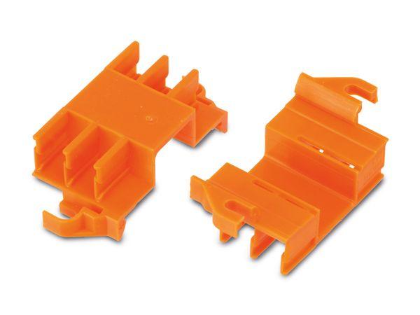 Steckklemmenhalter WAGO 243-113, 6-fach - Produktbild 1