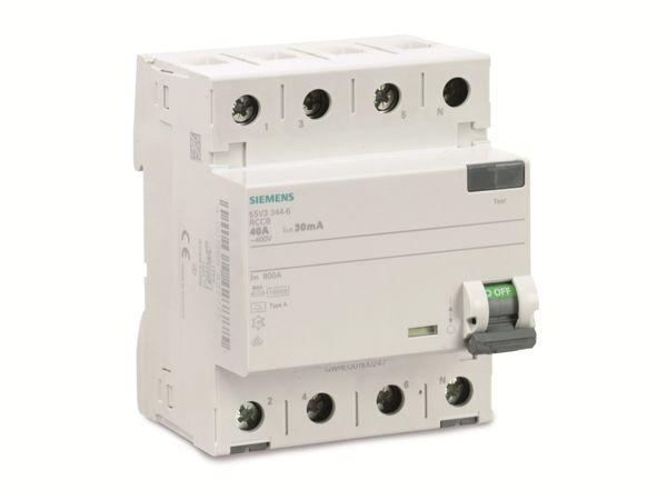 Fehlerstrom-Schutzschalter SIEMENS 5SV3344-6 - Produktbild 1