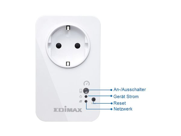EDIMAX Smartplug SP-2101W WLAN-Schaltsteckdose - Produktbild 8