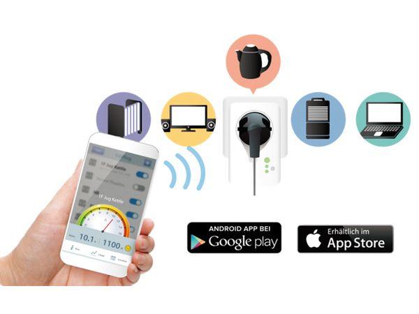 EDIMAX Smartplug SP-2101W WLAN-Schaltsteckdose - Produktbild 9