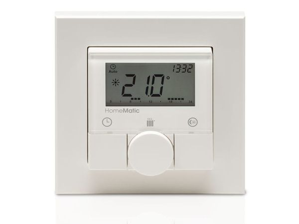 HOMEMATIC 132030 Funk-Wandthermostat