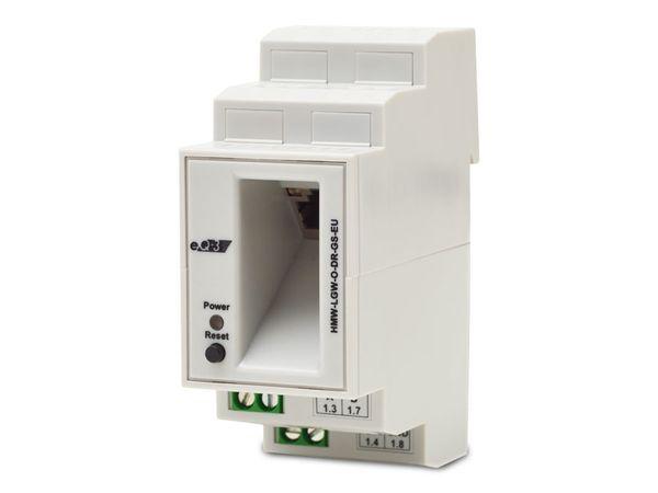 HOMEMATIC 103755 LAN Gateway für Hutschiene - Produktbild 1
