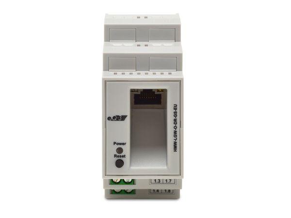 HOMEMATIC 103755 LAN Gateway für Hutschiene - Produktbild 2