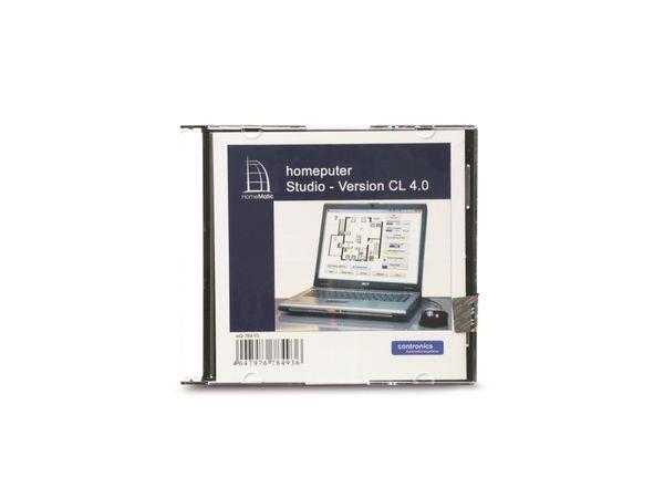 HOMEMATIC 078493 homeputer CL Studio, Software