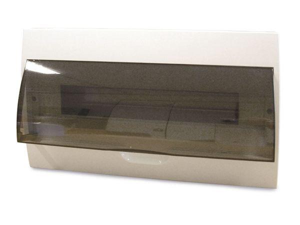 Kleinverteiler, mit Tür, AP, 15 TE