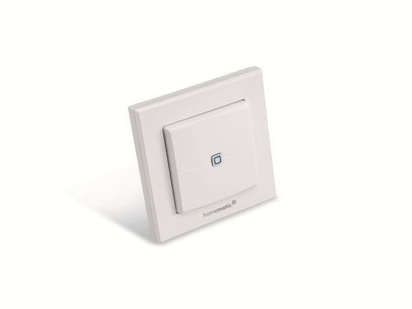 Smart Home HOMEMATIC IP 140665 Wandtaster, 2-fach