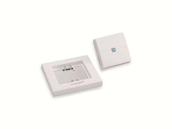 Smart Home HOMEMATIC IP 140665 Wandtaster, 2-fach - Produktbild 7