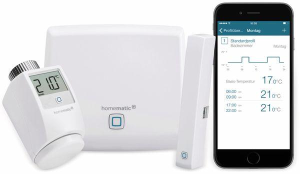 HOMEMATIC IP 142546A0 Smart Home Starter Set, Raumklima