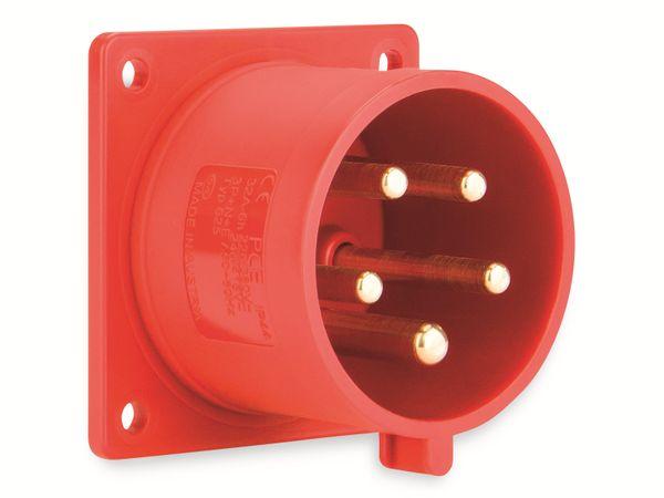 CEE-Anbaustecker PCE, 5-polig, 16 A, 400 V, IP44