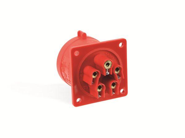 CEE Anbaugerätestecker PCE 625-6, 5-polig, 32 A - Produktbild 2