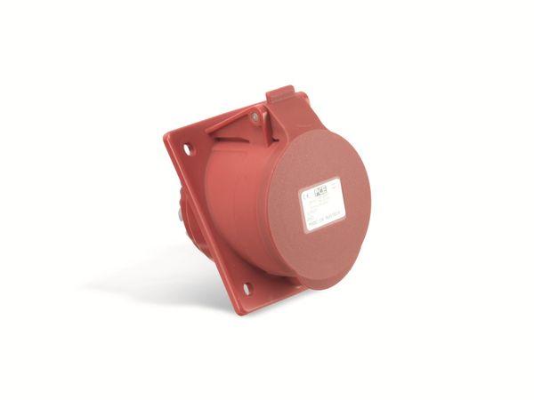 CEE Anbaugerätekupplung PCE 425-6TT, 5-polig, 32 A - Produktbild 1