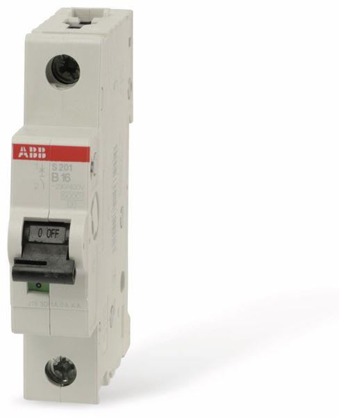 Leitungsschutzschalter ABB S201-B16, B, 16 A - Produktbild 1