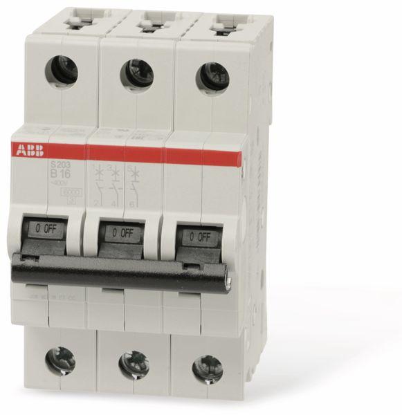 Leitungsschutzschalte ABB S203-B16