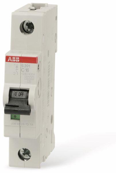 Leitungsschutzschalter ABB S201-C16, C, 16 A