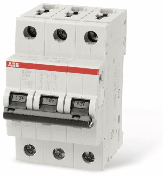 Leitungsschutzschalter ABB S203-C16 - Produktbild 1