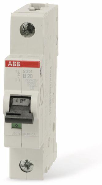 Leitungsschutzschalter ABB S201-B20, B, 20 A