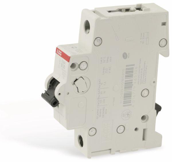 Leitungsschutzschalter ABB S201-B20, B, 20 A - Produktbild 2