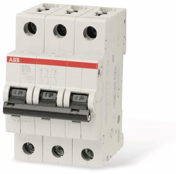 Leitungsschutzschalter ABB S203-B20 - Produktbild 1