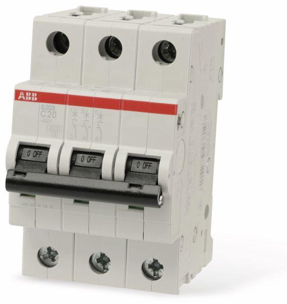 Leitungsschutzschalter ABB S203-C20 - Produktbild 1